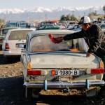 Autostop în Asia Centrala