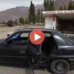 Cu autostopul în Tajikistan – Dushanbe