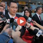Lansare candidatură la prezidențiale: Victor Ponta
