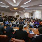 Dezbatere publică despre proiectul grațierii