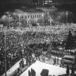 2017 – Proteste împotriva Guvernului