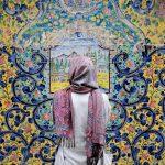 Călător în Iran